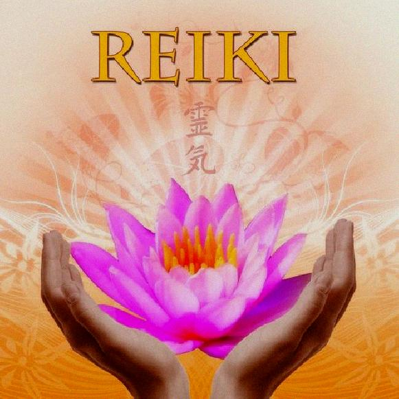 reiki massage video